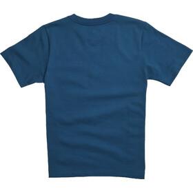 Fox Legacy Moth Short Sleeve T-Shirt Youth dusty blue